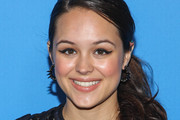 Hayley Orrantia Cat Eyes