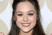 Hayley Orrantia Half Up Half Down