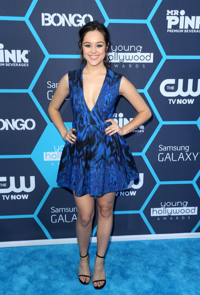 Hayley Orrantia Shoes