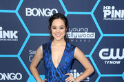 Hayley Orrantia Print Dress