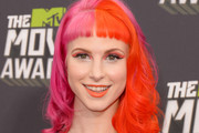 Hayley Williams Bright Eyeshadow