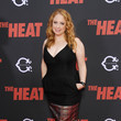 Jessica Chaffin at 'The Heat' Premiere