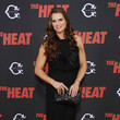 Brooke Shields at 'The Heat' Premiere