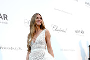 Heidi Klum Embroidered Dress