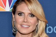 Heidi Klum Metallic Eyeshadow
