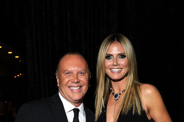 Heidi Klum Michael Kors amfAR New York Gala To Kick Off Fall 2013 Fashion Week - Inside