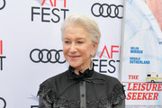 Helen Mirren Printed Clutch