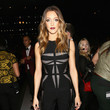 Katie Cassidy at Herve Leger by Max Azria