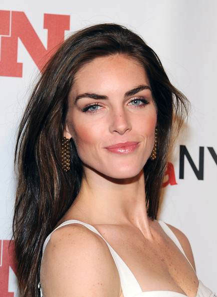 Hilary Rhoda Long Straight Cut
