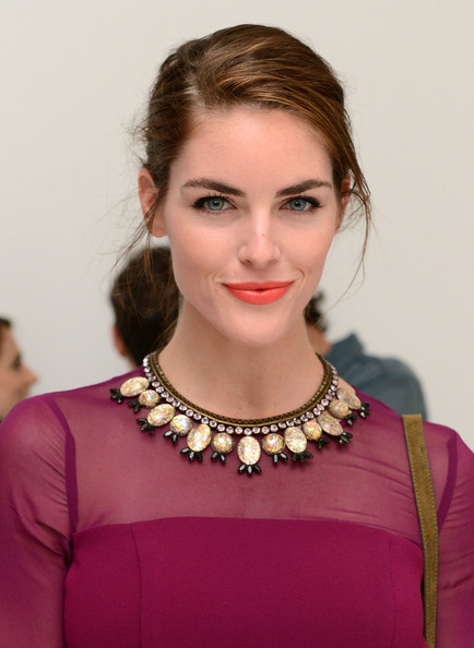 Hilary Rhoda Gemstone Statement Necklace