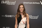 Hilary Swank Mini Dress
