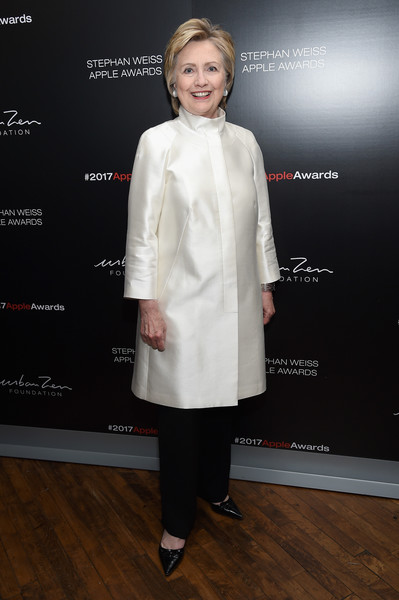 Hillary Clinton Evening Coat