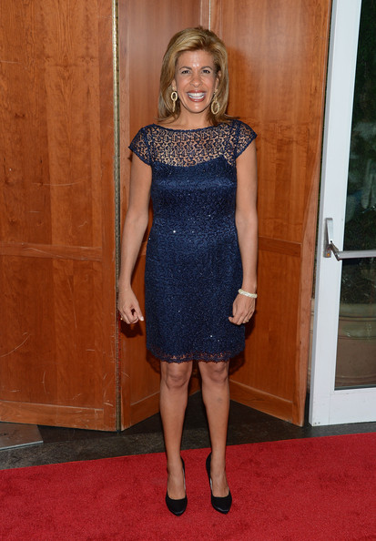 Hoda Kotb Cocktail Dress