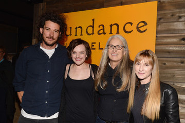 Holly Hunter Elisabeth Moss Sundance Channel Celebration at Sundance Film Festival 2013 - 2013 Park City