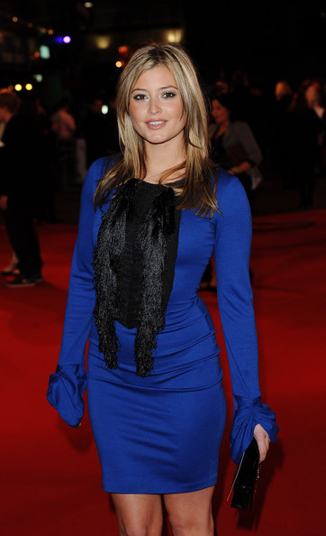 Holly Valance Long Straight Cut