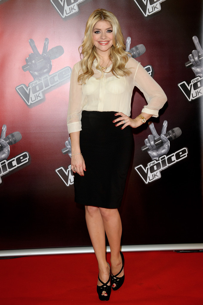 Holly Willoughby Pencil Skirt Holly Willoughby Looks