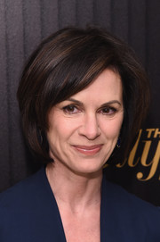 Elizabeth Vargas wore an elegant bob at the 35 Most Powerful People in Media event.