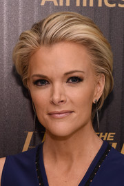 Megyn Kelly looked cool with her short blonde 'do at the Hollywood Reporter's 35 Most Powerful People in Media event.