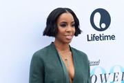 Kelly Rowland was a cutie at the Hollywood Reporter's Women in Entertainment Breakfast wearing this wavy bob.