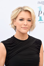 Megyn Kelly looked sweet with her short wavy 'do at the Hollywood Reporter's Women in Entertainment Breakfast.
