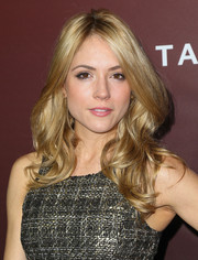 Brooke Nevin wore a casual yet gorgeous wavy 'do during the Next Gen 20th anniversary gala.