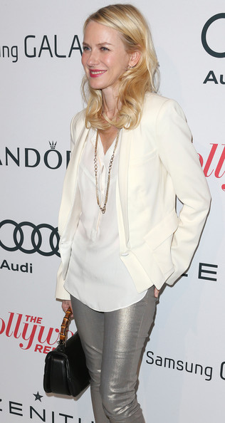 More Pics of Naomi Watts Skinny Pants (2 of 19) - Naomi Watts Lookbook - StyleBistro