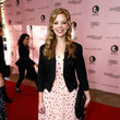 "Dreama Walker at the Hollywood Reporter's ""Power 100: Women In Entertainment"" Breakfast"