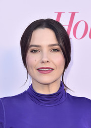 Sophia Bush attended the Hollywood Reporter's Power 100 Women in Entertainment celebration wearing her hair in a loose center-parted ponytail.