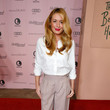"Cat Deeley at the Hollywood Reporter's ""Power 100: Women In Entertainment"" Breakfast"