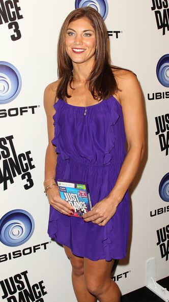 More Pics of Hope Solo Day Dress (1 of 6) - Hope Solo ...