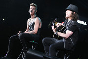 Justin Bieber and Dan Kanter Photo