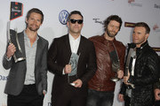 Howard Donald Leather Jacket