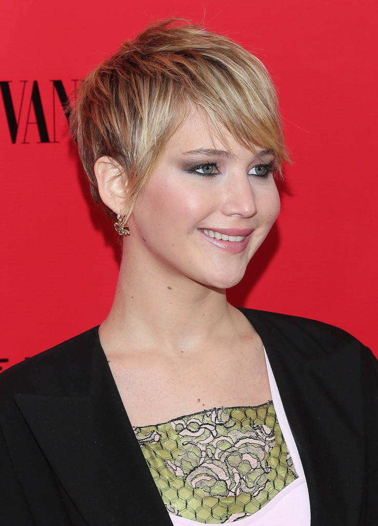 More Pics Of Jennifer Lawrence Pixie 10 Of 41 Pixie