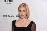 Actress Greta Gerwig attends IFP's 20th Annual Gotham Independent Film Awards at Cipriani, Wall Street on November 29, 2010 in New York City.