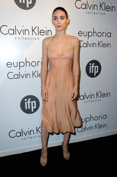 More Pics of Rooney Mara Cocktail Dress (1 of 7) - Rooney Mara Lookbook - StyleBistro