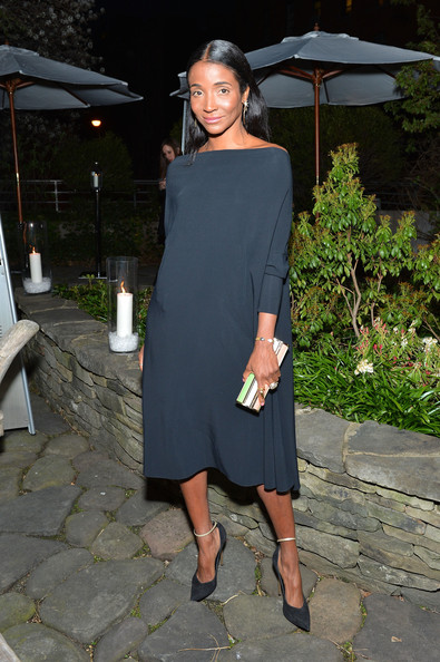 More Pics of Genevieve Jones Off-the-Shoulder Dress (3 of 6) - Genevieve Jones Lookbook - StyleBistro