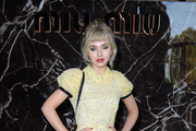 Imogen Poots Cocktail Dress