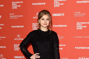 Imogen Poots Wide Leg Pants