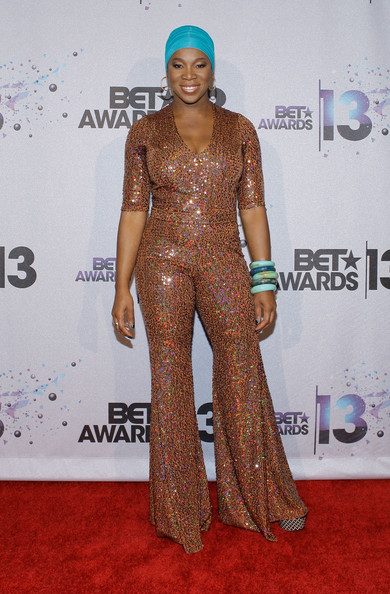 India.Arie Jumpsuit