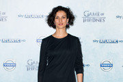Indira Varma Little Black Dress