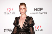 Ireland Baldwin Sheer Dress