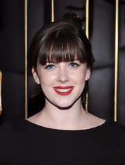 Alexandra Roach wore black liquid liner along her upper lash lines and eye-enhancing white pencil along her inner rims at the NYC premiere of 'The Iron Lady.
