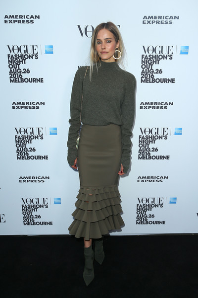 Isabel Lucas Pencil Skirt