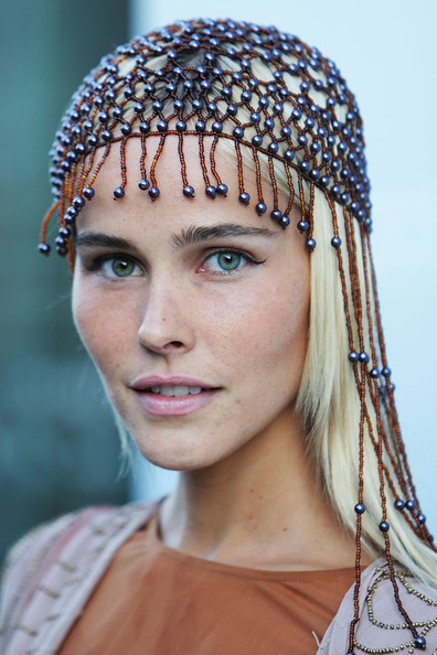 Isabel Lucas Beauty