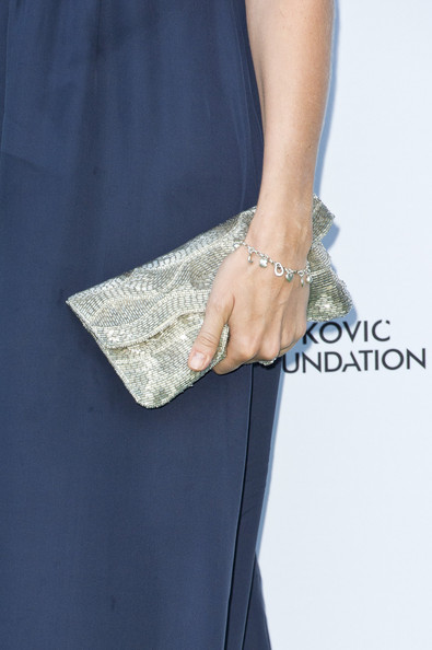 Isabella Anstruther-Gough-Calthorpe Beaded Clutch