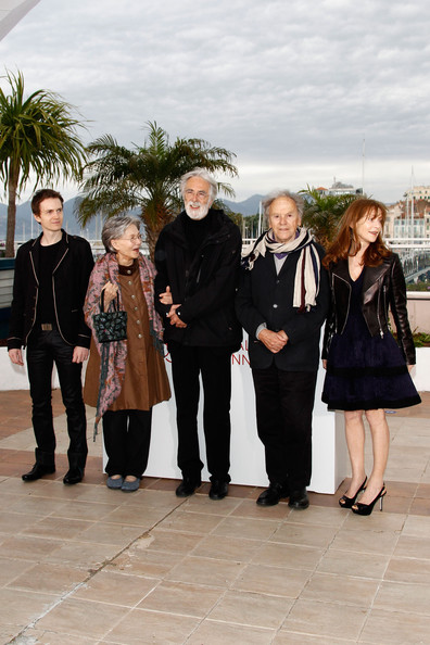 """""""Amour"""" Photocall - 65th Annual Cannes Film Festival"""