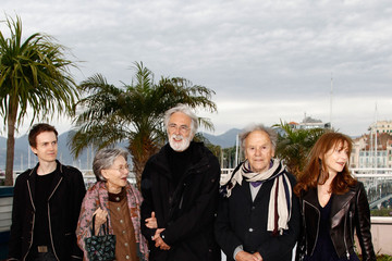 """Isabelle Huppert Jean-Louis Trintignant """"Amour"""" Photocall - 65th Annual Cannes Film Festival"""