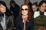 Isabelle Huppert Military Jacket