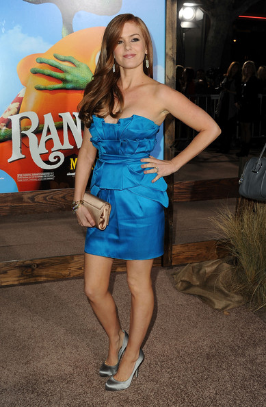 Isla Fisher Handbags