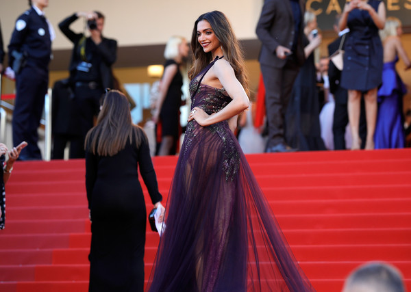Deepika Padukone (In Marchesa) As Meg, 2017